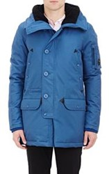 Spiewak Waterproof Tech Aviation Snorkel Parka Blue
