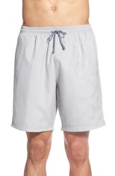Men's Boss 'Orca' Swim Trunks Light Pastel Grey