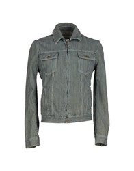Pierre Balmain Denim Denim Outerwear Men Blue