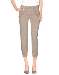 Individual Trousers Casual Trousers Women Sand