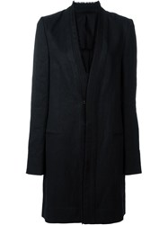 A.F.Vandevorst 'Migrang' Coat Black