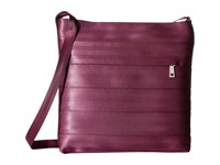 Harveys Seatbelt Bag Streamline Crossbody Plum Cross Body Handbags Purple