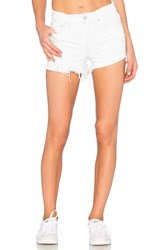 Ksubi Pretty Vegas Short Krash White