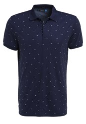 J. Lindeberg J.Lindeberg Liam Sports Shirt Navy Purple Dark Blue