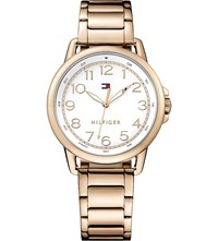 Tommy Hilfiger 1781657 Stainless Steel Watch White