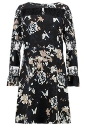 Patrizia Pepe Summer Dress Black