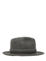 Miharayasuhiro Adjustable Wool Felt Hat