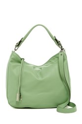 Abro Leather Hobo Green