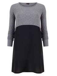 Phase Eight Willow Woven Hem Tunic Multi Coloured