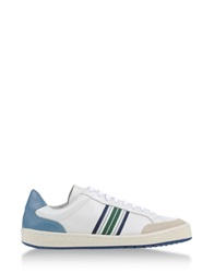 Umit Benan Low Tops And Trainers White