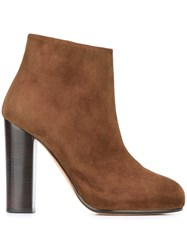Jean Michel Cazabat 'Lectoure' Ankle Boots Brown