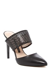 French Connection Mollie Slip On Heel Black