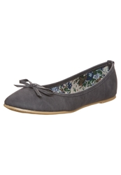 Anna Field Ballet Pumps Grey Dark Gray