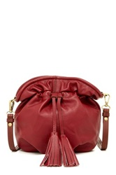 Ella Moss Adventure Drawstring Pouch Red