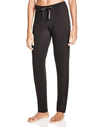 Natori Tapered Lounge Pants Black