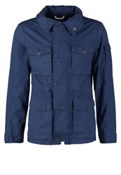 Pier One Summer Jacket Blue