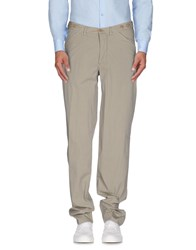 U Ni Ty Trousers Casual Trousers Men Beige