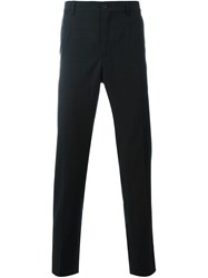 Dolce And Gabbana Micro Dot Trousers Black