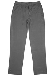 Ralph Lauren Grey Stretch Modal Pyjama Trousers Charcoal