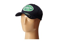 Cinch Wooly Combed Mid Profile Cap Navy Caps