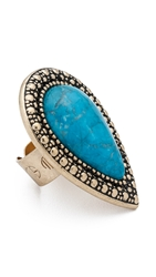 Samantha Wills Bohemian Bardot Ring Deep Blue Ocean