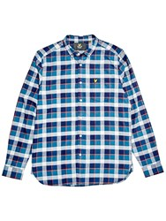 Lyle And Scott Checked Flannel Shirt Multi