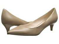 Cole Haan Juliana Pump 45 Maple Sugar Women's 1 2 Inch Heel Shoes Taupe