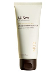 Ahava Dermud Intensive Foot Cream No Color
