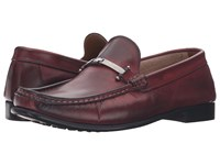 Kenneth Cole Zone In A Bordeaux Men's Slip On Shoes Burgundy