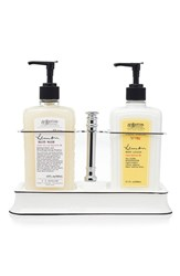 C.O. Bigelow Hand Wash And Lotion Caddy 58 Value Lemon