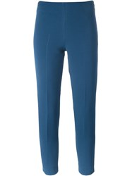 Pt01 Tailored Slim Pants Blue