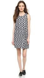 Paul Smith Black Label Ribbon Tie Dress Black