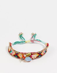 Love Rocks Friendship Bracelet Multi