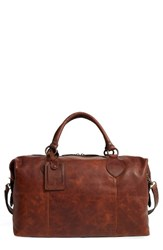 Frye Men's 'Logan' Leather Overnight Bag Online Only