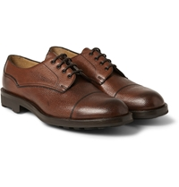 Edward Green Dundee Pebble Grain Derby Shoes