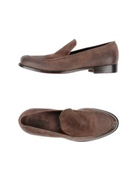 Buttero Moccasins Light Brown