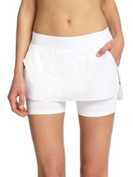 Heroine Sport Training Skort White