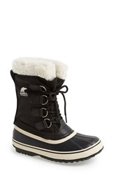 Women's Sorel 'Winter Carnival' Boot Black