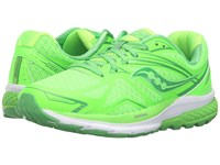 Saucony Ride 9 Toe The Lime Women's Running Shoes Green
