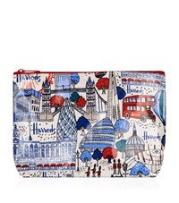 Harrods Pretty City Travel Pouch Unisex