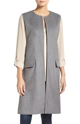 Cupcakes And Cashmere Women's 'Shannon' Long Vest