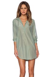 Cp Shades Teton Tunic Green