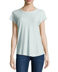 James Perse Short Sleeve T Shirt Lucite V