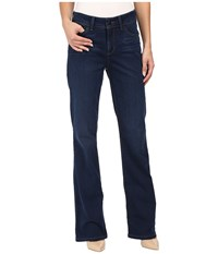 Nydj Barbara Bootcut Jeans In Future Fit Denim In Provence Wash Provence Wash Women's Jeans Blue