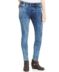 American Rag Denim Jeggings Medium Wash Only At Macy's Sami Wash