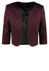 Comma Blazer Red