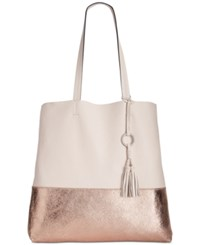 Sanctuary Drifter Tote Gold White