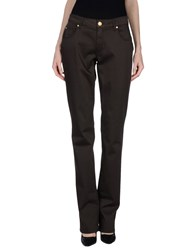 Marani Jeans Trousers Casual Trousers Women Dark Brown
