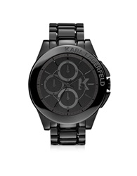 Karl Lagerfeld Karl Energy Black Stainless Steel Men's Watch
