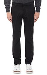 Barneys New York Moleskin Trousers Black